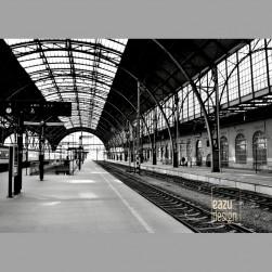 Prague main station