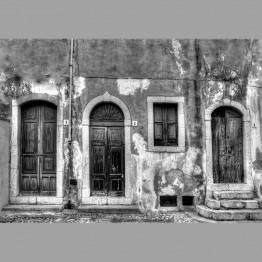 Dům se třemi dveřmi